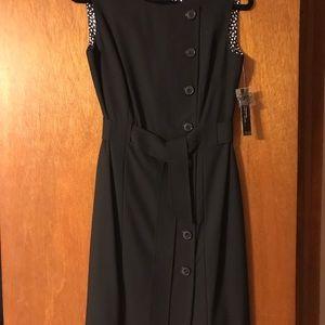 Black dress/sleeveless